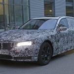 2015年秋デビューBMW新型7シリーズインパネ完全公開! - BMW 7 series 4