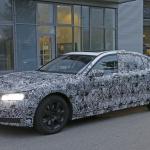 2015年秋デビューBMW新型7シリーズインパネ完全公開! - BMW 7 series 5