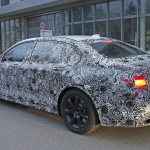 2015年秋デビューBMW新型7シリーズインパネ完全公開! - BMW 7 series 7