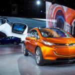 320km走れて価格3万ドルが目標のシボレー電気自動車コンセプト【デトロイトショー2015】 - Chevrolet Bolt001