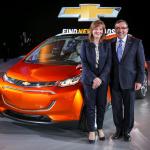 320km走れて価格3万ドルが目標のシボレー電気自動車コンセプト【デトロイトショー2015】 - Chevrolet Bolt002