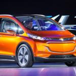 320km走れて価格3万ドルが目標のシボレー電気自動車コンセプト【デトロイトショー2015】 - Chevrolet Bolt003