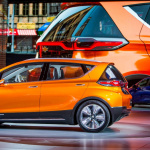 320km走れて価格3万ドルが目標のシボレー電気自動車コンセプト【デトロイトショー2015】 - Chevrolet Bolt006