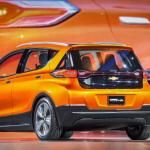320km走れて価格3万ドルが目標のシボレー電気自動車コンセプト【デトロイトショー2015】 - Chevrolet Bolt008