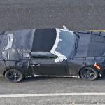 シボレー・カマロ・コンバーチブルは4月NYショーで公開へ! - Chevy Camaro Convertible 5