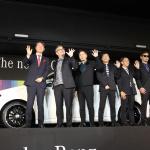 新型メルセデスベンツBクラス初披露!国内販売台数がさらに加速していく可能性大【東京オートサロン2015】 - IMG_8513