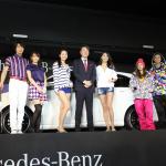 新型メルセデスベンツBクラス初披露!国内販売台数がさらに加速していく可能性大【東京オートサロン2015】 - IMG_8562