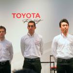 世界に打って出る!トヨタ自動車2015年モータースポーツ活動発表会 - IMG_9307-2