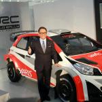 世界に打って出る!トヨタ自動車2015年モータースポーツ活動発表会 - IMG_9371-2