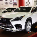 アルトターボ「RS」などAvanti厳選の出展車画像一挙公開!【東京オートサロン2015】 - Lexus_NX