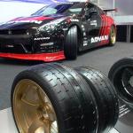 ウインドウ接着剤でボディ剛性アップという横浜ゴムの新提案【東京オートサロン2015】 - P1000749