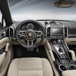 俊足SUVのポルシェ・カイエンにターボSが登場!【北米国際自動車ショー2015】 - Cayenne Turbo S