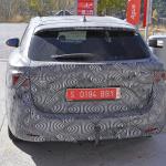 トヨタ次期アベンシス ワゴン再び目撃! - Toyota Avensis Wagon 8