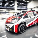 トヨタが2017年からWRC復帰。社長もテストドライブ【動画】── 画像ギャラリー - Yaris_WRC_Studio_1