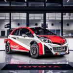 トヨタが2017年からWRC復帰。社長もテストドライブ【動画】── 画像ギャラリー - Yaris_WRC_Studio_3