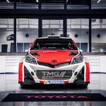 トヨタが2017年からWRC復帰。社長もテストドライブ【動画】── 画像ギャラリー - Yaris_WRC_Studio_4