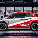 トヨタが2017年からWRC復帰。社長もテストドライブ【動画】── 画像ギャラリー - Yaris_WRC_Studio_5