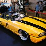 インポートカー部門は極太なオバフェンがポイント【東京オートサロン2015】 - c05