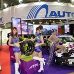 アジアンメーカーの勢いを感じるキャンギャル!【東京オートサロン2015】 - tokyoautosalon2015autoway001