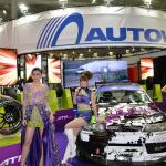 アジアンメーカーの勢いを感じるキャンギャル!【東京オートサロン2015】 - tokyoautosalon2015autoway002