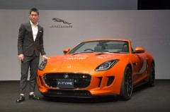 2014_New_Ambassador_for_Jaguar_brand_in Japan_04
