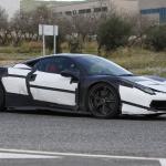 フェラーリ新型458MはMax660ps! - Spy-Shots of Cars