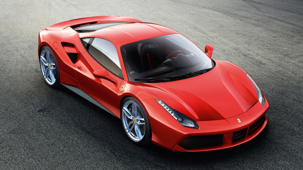 308GTBがモチーフ?フェラーリ「Ferrari488 GTB」画像ギャラリー