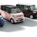 ホンダN-BOXシリーズがデビュー以来、初の外観デザインを変更 - Honda_N_BOX_07