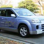 トヨタ、ホンダ、日産が水素ステーション整備促進で協業! - NISSAN_FCV