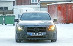 Mercedes A facelift 1