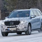 ベンツ「GL」がフェイスリフトで「GLS」へ改名! - Mercedes GLS 1