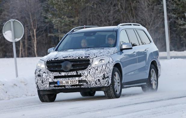 Mercedes GLS 1