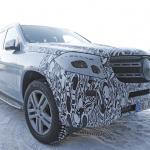 ベンツ「GL」がフェイスリフトで「GLS」へ改名! - Mercedes GLS 9