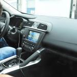 日産プラットフォーム採用ルノー・新型コレオスのインパネ公開! - Renault Koleos 1