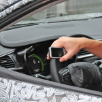 日産プラットフォーム採用ルノー・新型コレオスのインパネ公開! - Renault Koleos 7