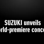スズキがジュネーブショーに送りこむ謎だらけの新型車2台 - SUZUKI_showcars