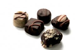チョコレートのガナッシュイメージ