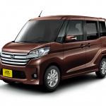 2015年2月の軽自動車はN-BOXがトップセールス。ホンダ・日産がダイハツ・スズキを抑える - B21A-141204-01
