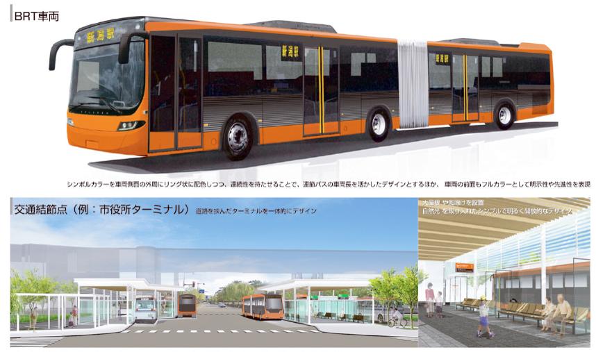 BRTは定時運行型のバスみたいなイメージ : 勝どき・晴海 ...