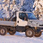 トラックマニア垂涎のプロトタイプを北欧で目撃! - Iveco 4x4 3