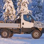 トラックマニア垂涎のプロトタイプを北欧で目撃! - Iveco 4x4 4