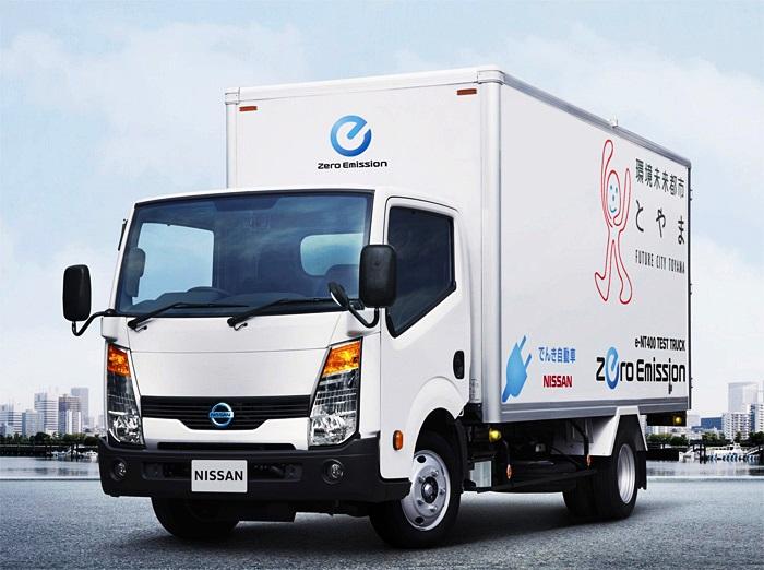 「日産が電動トラックでサイクル・シェアリングをサポート!」の6枚目の画像