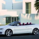 ホワイトデーに女の子を乗せたい!女子ウケの高いクルマTOP5 - Audi A5 Cabriolet/Standaufnahme