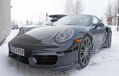 Porsche 911 Turbo facelift 4