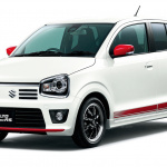 価格は129万3840円〜、新型アルト・ターボRSは5AGSのみで発売! - SUZUKI_ALTO_TURBO_RS_01