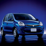 ブラック内装を採用したトヨタ・パッソの特別仕様車「L package・Kiriri」 - passo_01