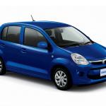 ブラック内装を採用したトヨタ・パッソの特別仕様車「L package・Kiriri」 - passo_02