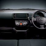 ブラック内装を採用したトヨタ・パッソの特別仕様車「L package・Kiriri」 - passo_04