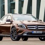 輸入車販売でメルセデス・ベンツがVWを抑えて首位に! - Mercedes-Benz_GLA-Class
