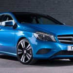 輸入車販売でメルセデス・ベンツがVWを抑えて首位に! - Mercedes-Benz_A-Class
